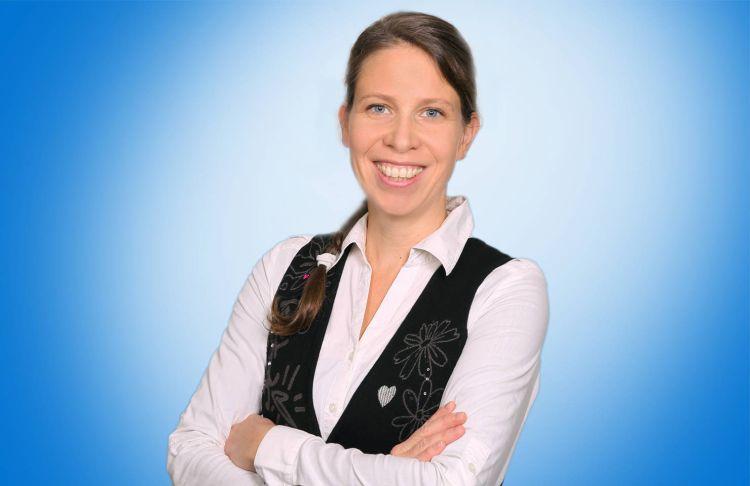 Irina Dejan, Fachinformatikerin im Bereich Anwendungsentwicklung, Nürtingen